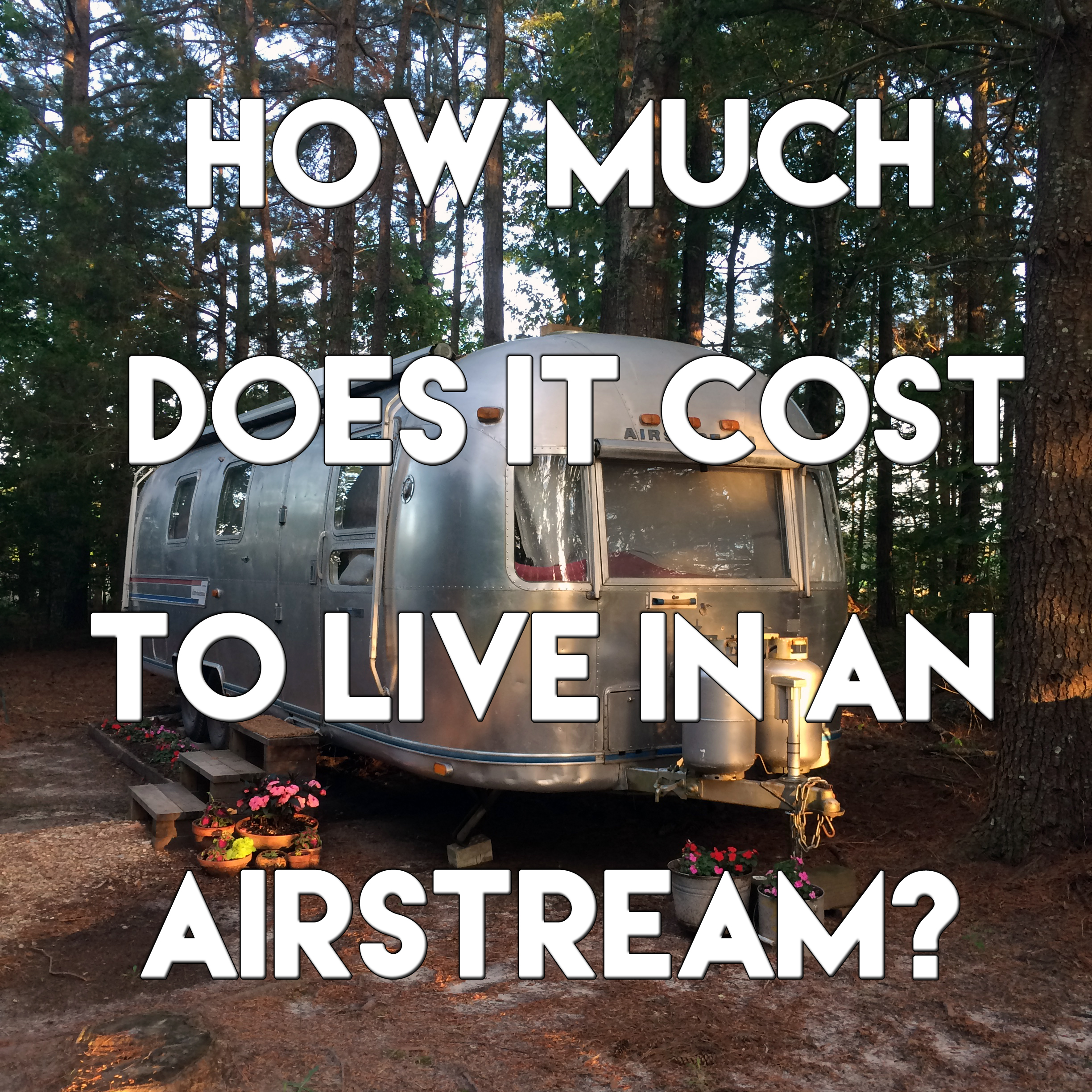 how much does it cost to live in an airstream a small life. Black Bedroom Furniture Sets. Home Design Ideas