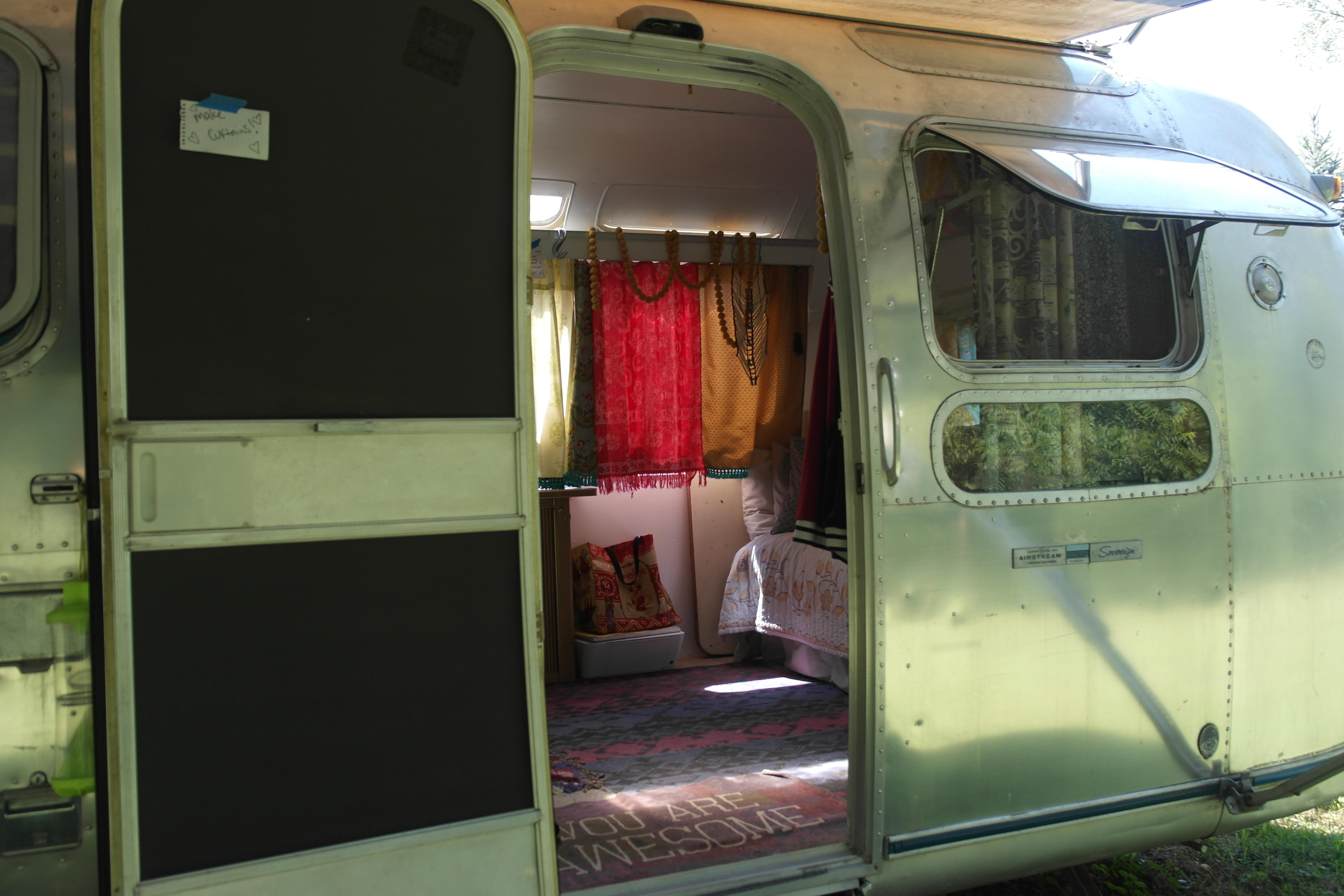 The Small Life: Dre's Free-Spirited Airstream – a small life